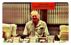 Mr Australia Hazelnut 2012