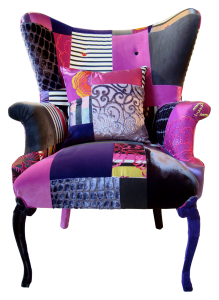 Squint Wing Chair