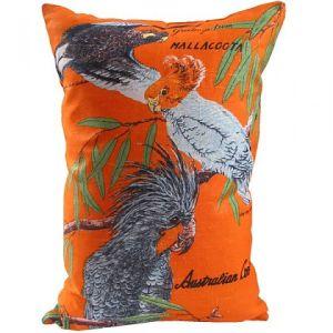 Tea Towel Cushion by Morgan Wills