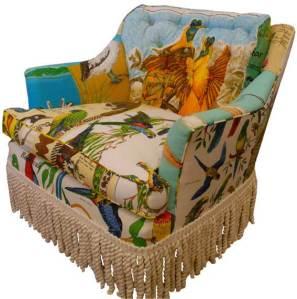 Suzie Stanford Tea Towel Chair