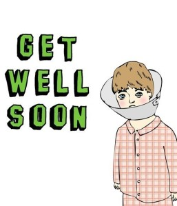 Able aand Game 'Get Well Soon'