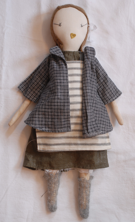 Jess Brown Doll Image