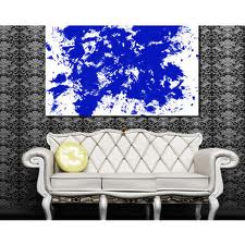 LIA Klein Blie Painting
