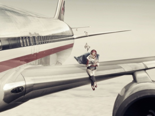 Mamika Aeroplane