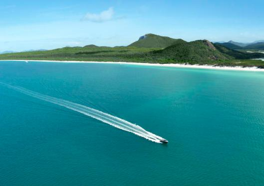 Image of Whitehaven Beach