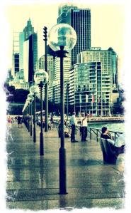 Sydney Opera House Concourse