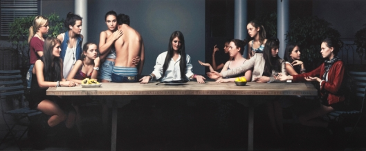 Image of Art Express artist Georgia McGlennon's work 'Stigmata'