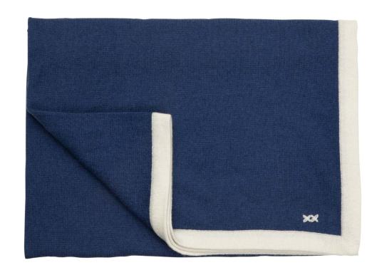 Image of Banjo & Matilda Travel Blanket in Blue