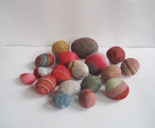 Untitled Rocks by Emily Barletta