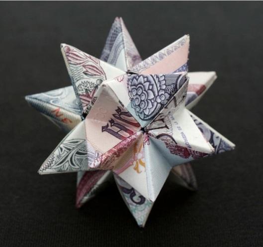 Image of Kristi Malakoff's Polyhedra Series Dodecahedron