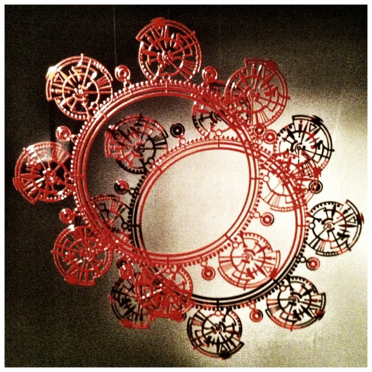 """Image of Wendy Ramshaw """"Collar of Petrified Lace'"""
