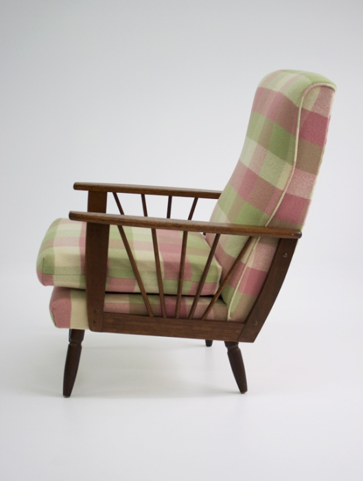 Image of Revival Furniture Cranberry Chair