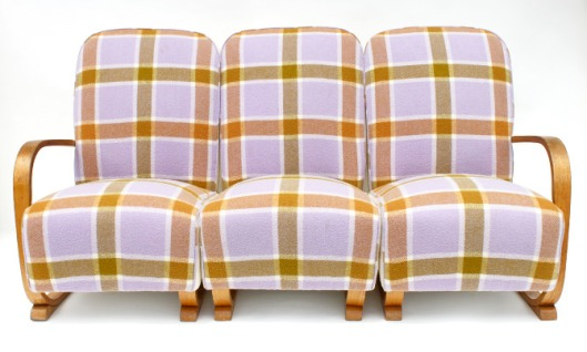 Image of Revival Furniture 3 Seater