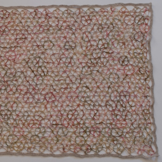 Image of Sophie Digard Linen Scarf