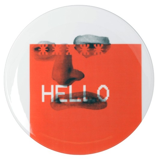 Image of Tectonic Plate #97 - 'Hello' by Famous When Dead