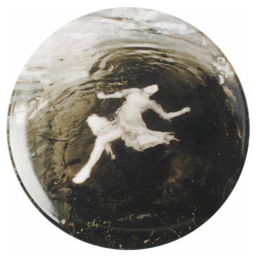 Image of Tectonic Plate #261 - 'Until We Meet Again' by David Hochbaum