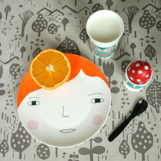 Donna Wilson 'Meg Plate'