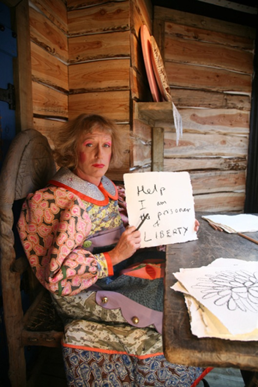 Image of Grayson Perry at Liberty