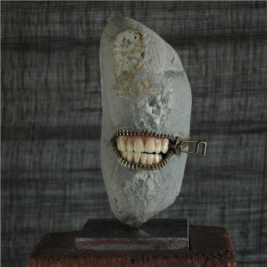 Laughing Stone by Hirotoshi Ito