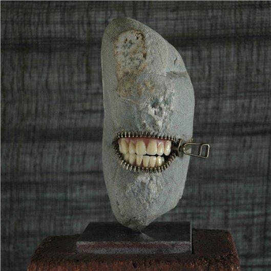 Laughing Stone by Hirotoshi Ito