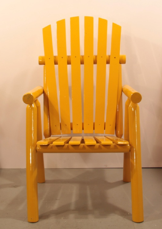 Image of Street Seats #34 'Ice Chair'