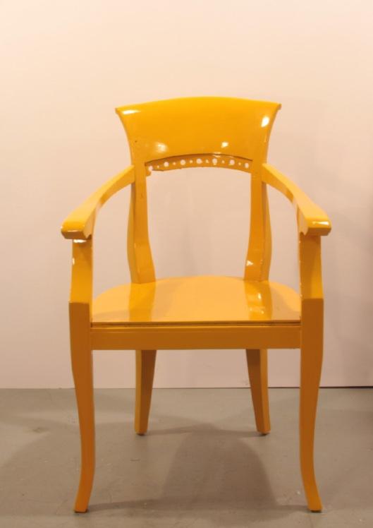 Image of Street Seats #17 The Walnut Chair
