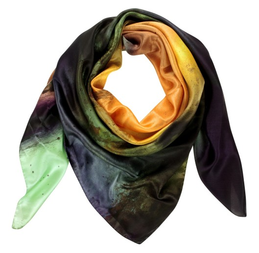 Image of Mexican Smoky Fluorite Scarf