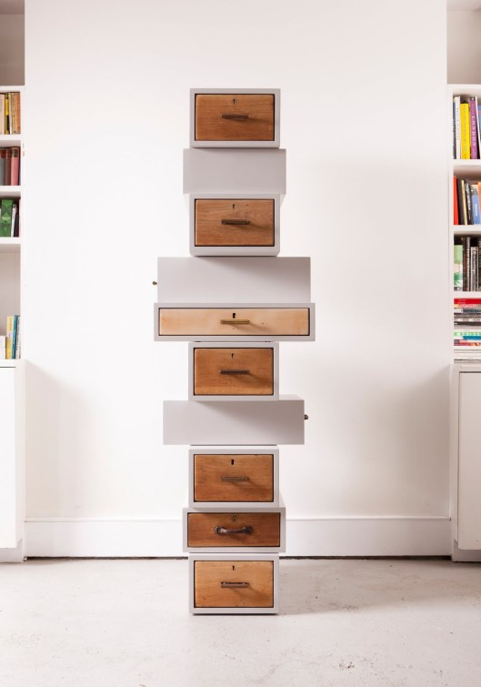 Stack of Drawers by Bird & Wolfe