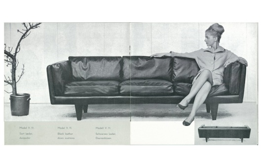 Vintage Wikkelso v11 Sofa