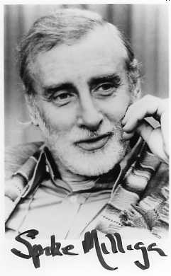 Spike Milligan Pic