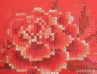 'Way of Roses' by Severija Inčirauskaitė-Kriaunevičienė