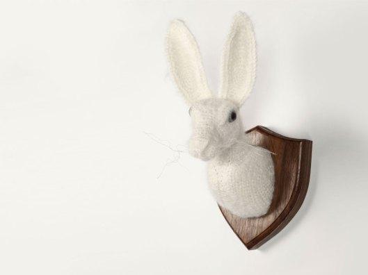 'Arctic Hare' by Shauna Richardson