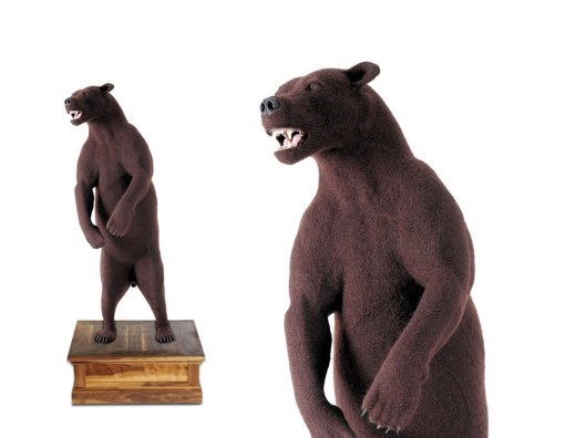 'Bear' by Shauna Richardson