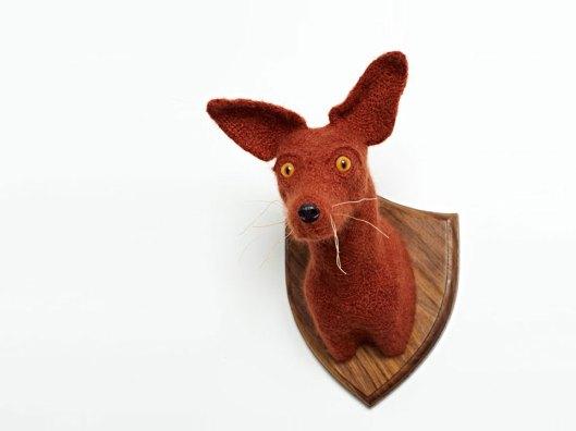 'Fox' by Shauna Richardson