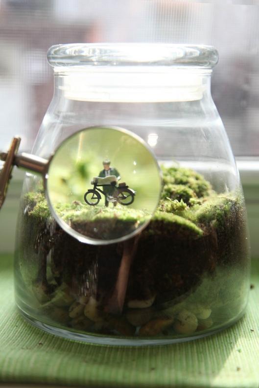 'Bike Break' by Twig