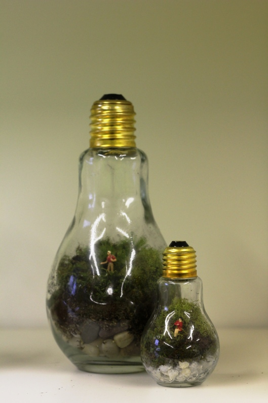 'Lightbulb Moment' by Twig