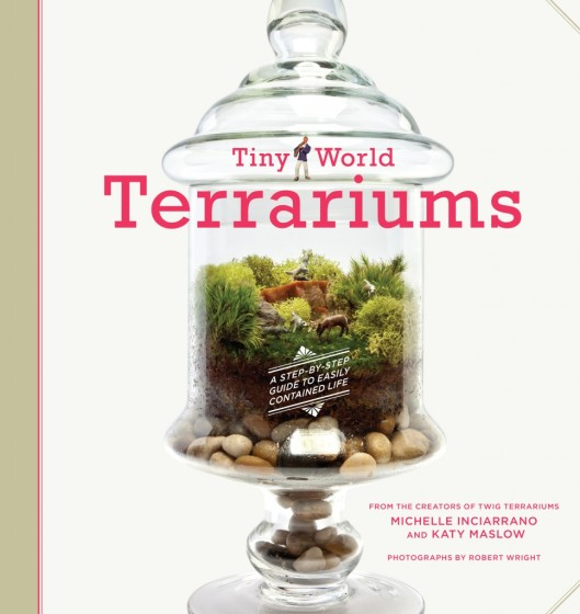 Image of Twig Terrariums Book