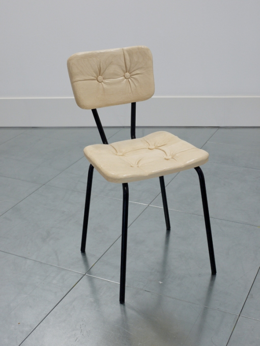 Soft Wood Chair by Veronika Wildgruber