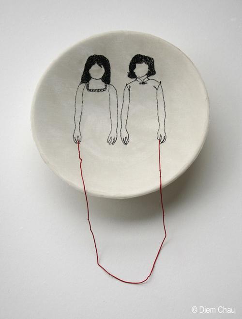 Sisters by Diem Chau