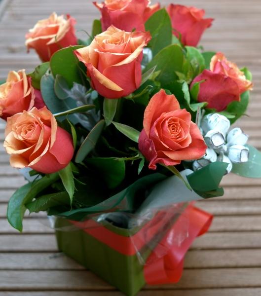 Flowers for TSL
