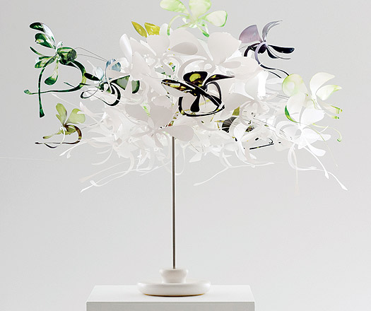 Marc Pascal Orchid Lamp (table)