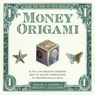 Money Origami Kit: Make the Most of Your Dollar!