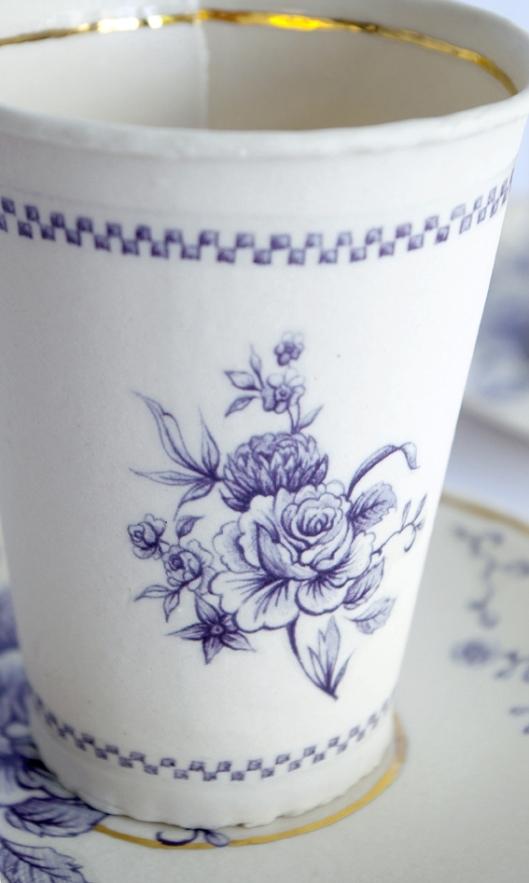 Rebecca Wilson's Delft Porcelain Paperware
