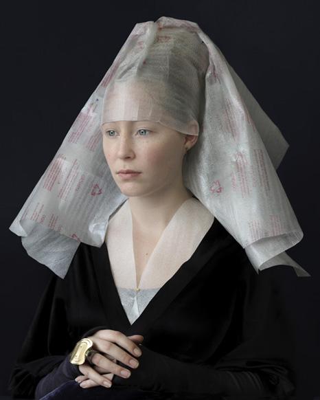 'Julie, Portrait of a Woman' by Suzanne Jongmans