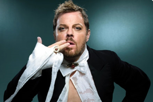 The incomparable Eddie Izzard