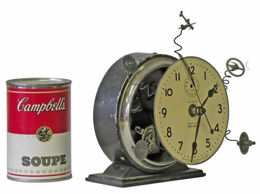 Exploding Alarm Clock by Klockwerks