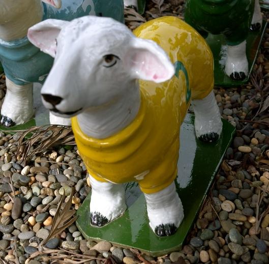 'Matthew 12:12 Cup 2011' by Gregor Kregar (Brick Bay Sculpture Trail)