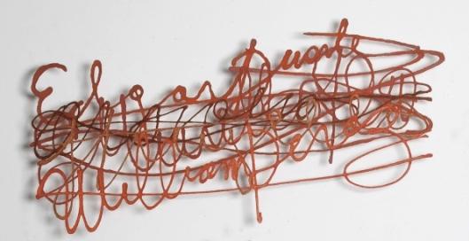 Entangled Names by Miriam Londoño