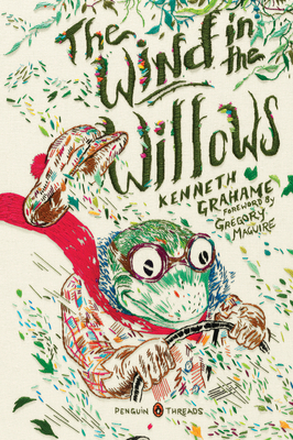 Penguin Threads The Wind in The Willows Book Cover Designed by Rachell Sumpter