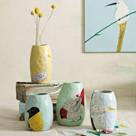 West Elm Gemma Orkin Vases
